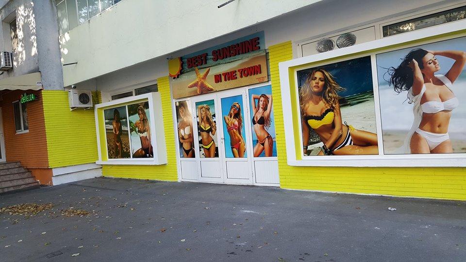 Salon profesional de bronzare *Best Sunshine* - Braila