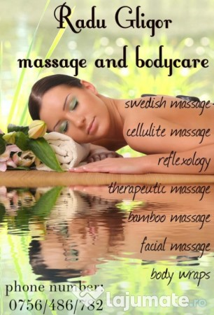 RADU GLIGOR MASSAGE & BODYCARE
