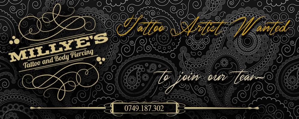 Salon Milley*s Tattoo & Piercing - Bacau