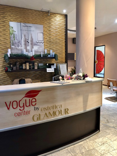 Salon Infrumusetare Vogue Center By Estetica Glamour Oradea