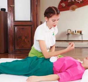 Școala și Cabinet de Masaj Terapeutic Thai - Elena Nastaca