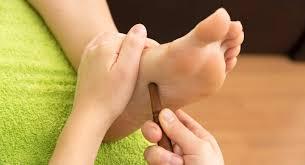 Reflexologia Piciorului In Stil Thai